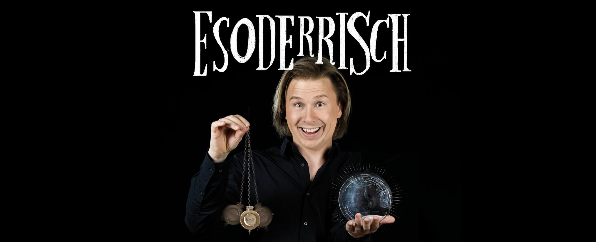 Gernot Haas Comedy Esoderrisch