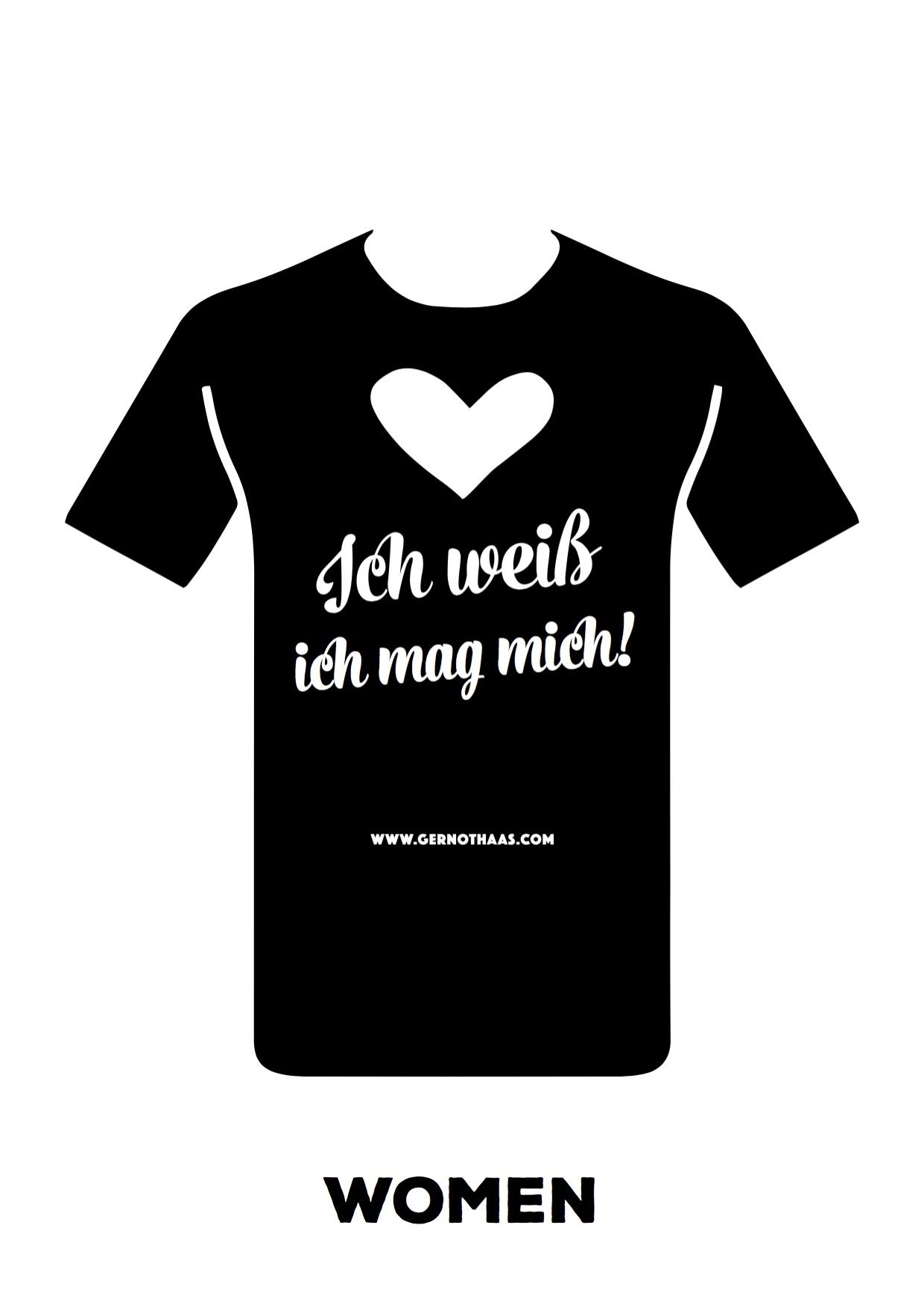 Merchandising Ich Mag Mich Gernot Haas